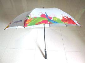 直杆防晒广告伞 防紫外线促销伞 经济型广告礼品用伞