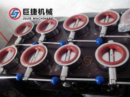 温州巨捷生产对夹式蝶阀,现货对夹式蝶阀,不锈钢对夹式蝶阀