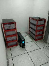 艾默生(EMERSON)UHA3R-0300L 30KVA/27KW 机架式UPS不间断电源