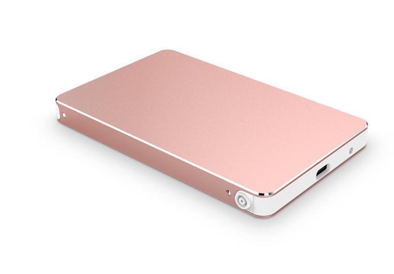 铝合金硬盘盒2.5寸移动硬盘盒子笔记本硬盘盒外接USB3.1 SATA