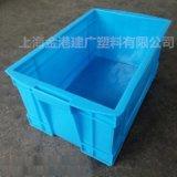 廠家直銷 塑料週轉箱 525*323*253電器包裝箱 物流箱