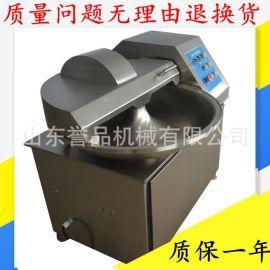 斩拌机 香肠工坊全套加工设备 供应小型火腿肠宠物食品流水生产线