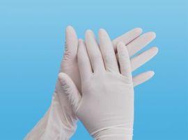 12''丁晴手套 马来西亚原装进口 百级千级无尘手套