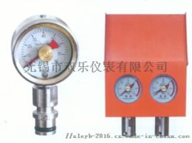 矿用双针压力表矿用耐震压力表