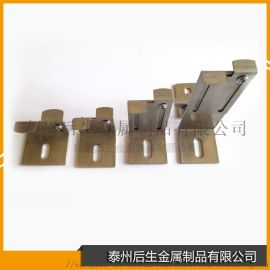 后生金属厂家直销 岩棉保温一体板干挂件 不锈钢挂件