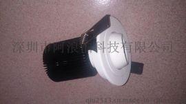 企業采集15WCOB牛眼燈 led燈 防炫led筒燈 COB射燈 led天花燈