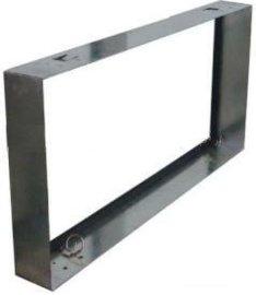 袋式过滤器安装框, 初效过滤器安装框, 空调过滤网安装框, 过滤器安装框, 安装框