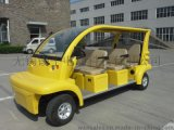 无锡锡牛XN6062 6-8座电动看房车