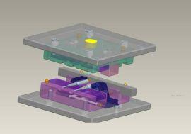 各种精密端子内架,连接器模具,DC插头模具