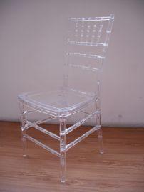 可发光透明亚克力竹节椅餐椅ZM-106