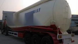 45立方粉粒物料运输半挂车 45立方水泥罐车价格
