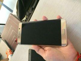 高清手机曲保护膜 三星s6edge plus 定做全屏自动排气手机保护膜