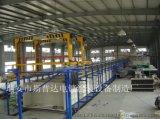 寧波龍門掛鍍生產線全自動電鍍設備生產廠家