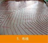 成都安裝碳纖維電地暖層高只需2CM碳纖維優質產品