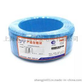 供应上海永进高寿命高性能环保电线ZR-ZC-CYJS(F)-105度-2.5