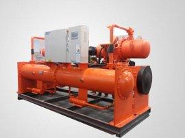 苏州安士佳SJ-410化工螺杆式冷水机, 大型冷水机, 螺杆低温冷水机, 建筑工地螺杆冷水机