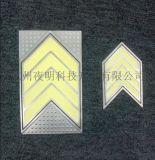 不锈钢地铁蓄光导向疏散标识订订制
