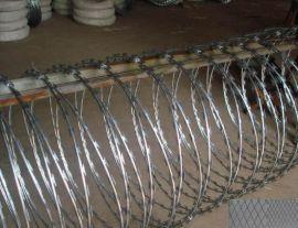 河北安平直线型平板式刀片刺丝刀片刺绳