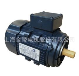 上海金陵电机YSJ系列压铸铝机壳三相交流异步电动机
