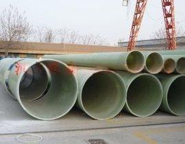 RPM玻璃钢夹砂缠绕管道排水管道生产厂家