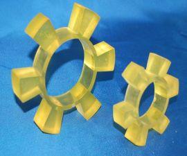 加工定制橡胶梅花垫 聚氨酯梅花垫 橡胶缓冲垫 橡胶减震器