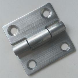 不锈钢304小合页工业铰链不锈钢合页门柜铰链