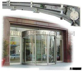 东莞自动弧形旋转门安装-上门维修自动门