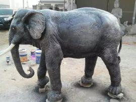 大型仿真动物模型