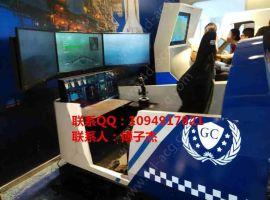 单座动感战斗机模拟器