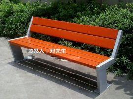 广东铁制休息椅 公园铁椅供应商 花园成品座凳