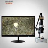 厂家直供 喷丝板孔检测 专业微孔检测 600倍放大 显微镜