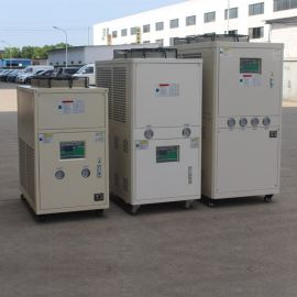 供应昆山5P工业风冷冷水机  苏州冷水机厂家直销