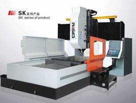 数控立式龙门镗铣床SK3015可操作钻攻加工