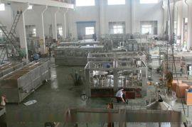 (10000瓶)纯净水灌装生产线 科信小瓶水三合一灌装机 全自动灌装机现货参观