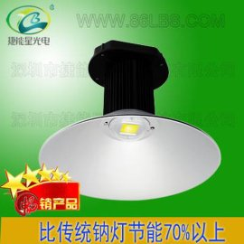 捷能星IS160工矿灯80W厂房改造专用灯具