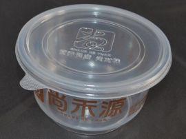 热销诸城万瑞一次性塑料打包食品包装 粥碗