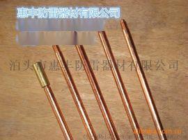 铜包钢接地棒 铜覆刚接地厂家现货  发货时间快