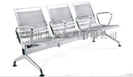 不锈钢机场椅子、佛山等侯排椅、公共座椅厂家直销
