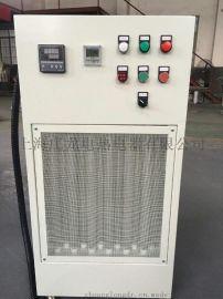 黑龙江厂家生产风道电加热器_空气电加热管