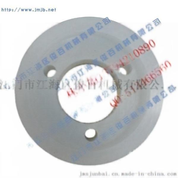日本壓膠機白色矽膠輪 熱風縫口密封機矽膠輪