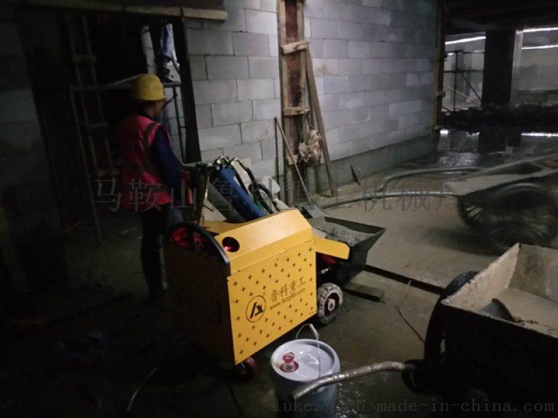 卧式二次构造柱泵:设备选购技巧手册