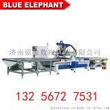 木工雕刻机厂家供应 蓝象1325数控雕刻机