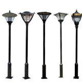 揚州源美光電生產3米庭院燈道路照明路燈燈杆