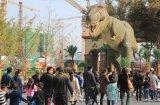 恐龙租赁 20米霸王龙仿真恐龙出租出售