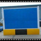 围挡板A晋城建设施工彩钢围挡板A彩钢围挡板实体厂家