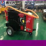 湖南湘潭市混凝土路面灌縫機手推式60L灌縫機效率高