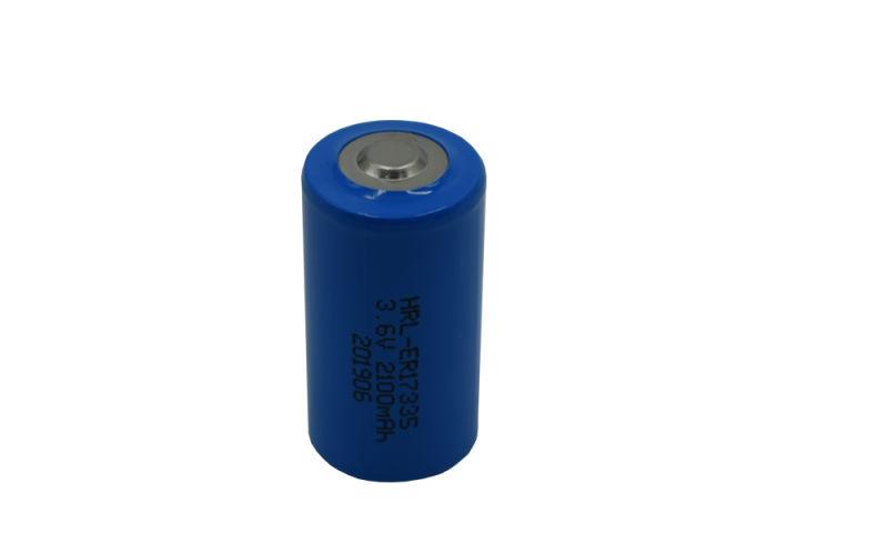 ER17335-2100mah3.6V锂亚电池工厂