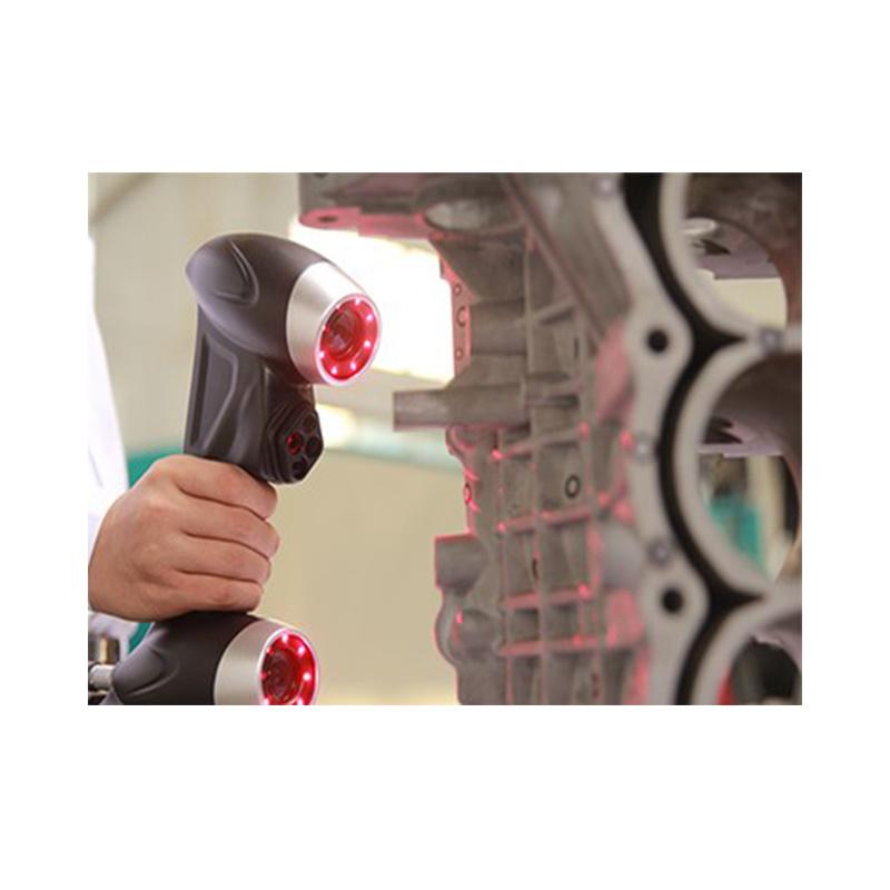 武漢三維掃描服務_3D逆向建模_3D掃描抄數設計
