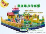 河南鄭州大型充氣大滑梯廠家銷售