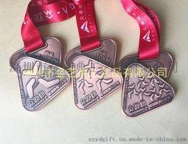 加工定制马拉松纪念奖牌